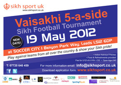 Vaisakhi Tournament 2012