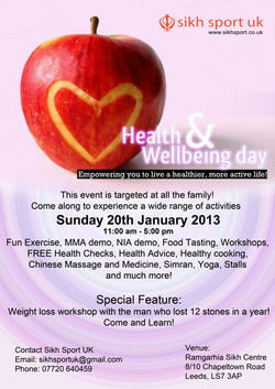 Wellbeing 2013
