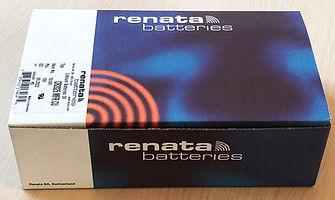 батарейки Renata (Рената).JPG