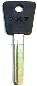 Mul-T-Lock Мультилок вертикальные ключи