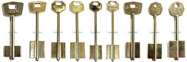 Изготовление ключей Mottura (Моттура) дв