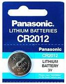 Замена батареек Panasonic (Панасоник) CR