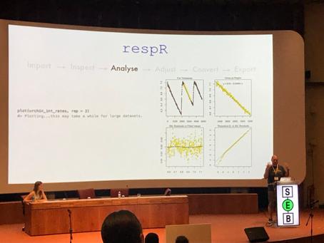 respR at SEB 2018