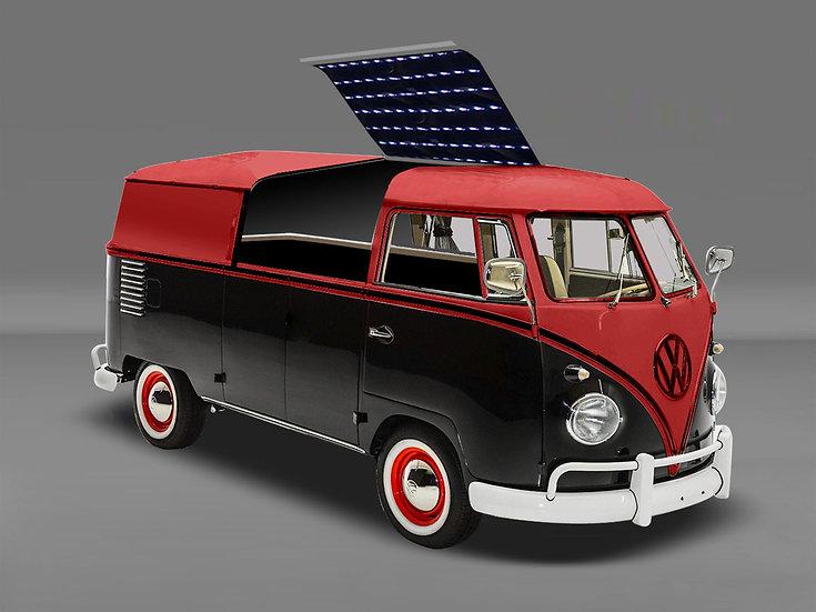 VW classic food truck