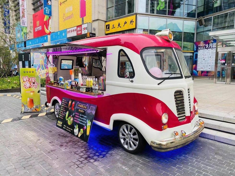 street vending truck