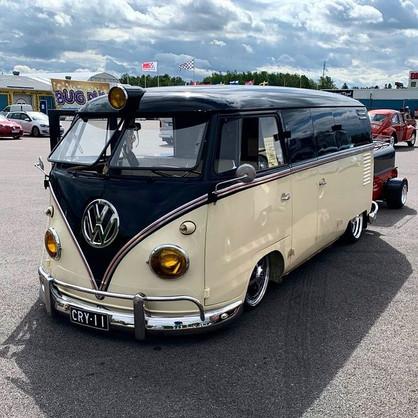 vw vintage truck