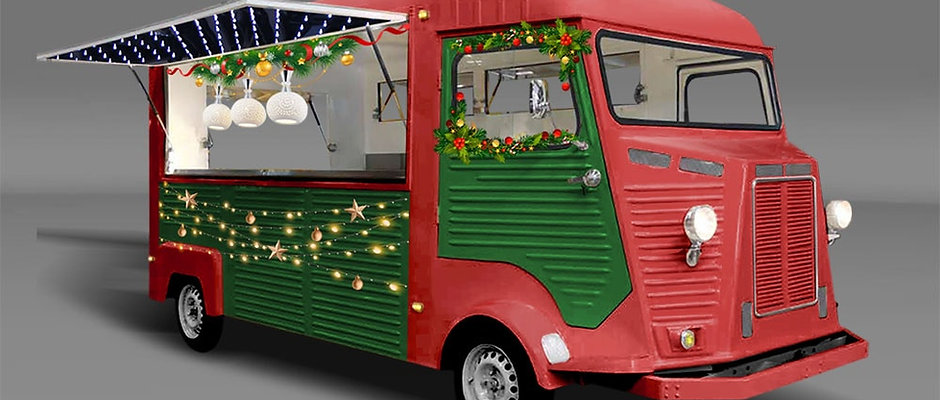 Citroen food truck