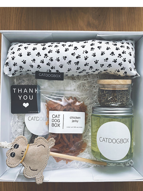 CatBox - A hand crafted Cat gift Box