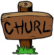logo churl wood basic color signature