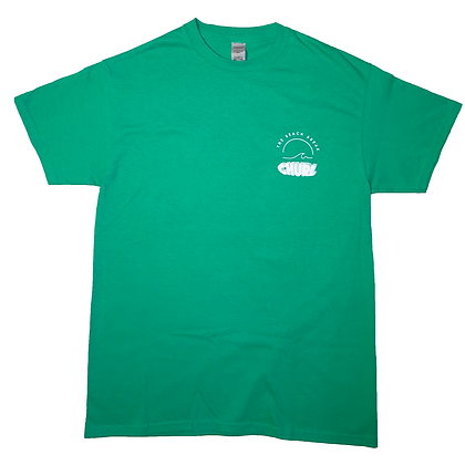 CHURL X THE BEACH BREAK GREEN