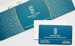 GIFT CERTIFICATES and BUSINESS CARDS