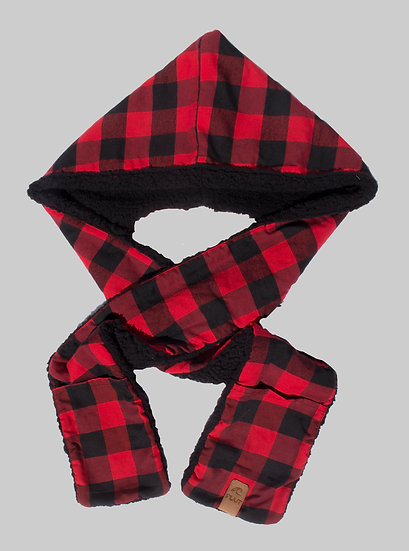 Scottish Hood Scarf