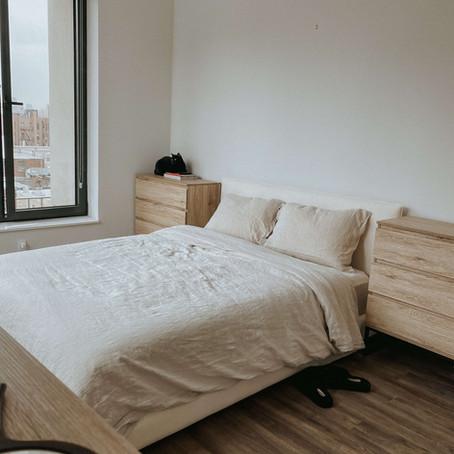 New York Apartment Bedroom Update