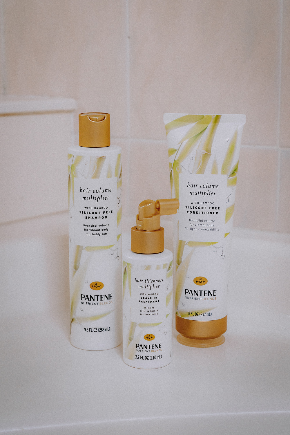Pantene Nutrient Blends Collection