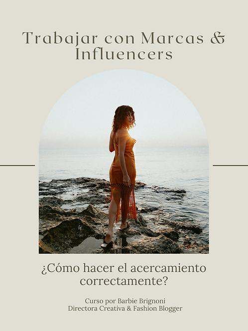 Trabajar Con Marcas & Influencers en el 2021