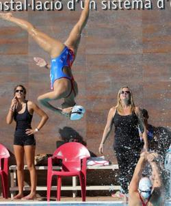 ynchronized Swimming French NT 2014