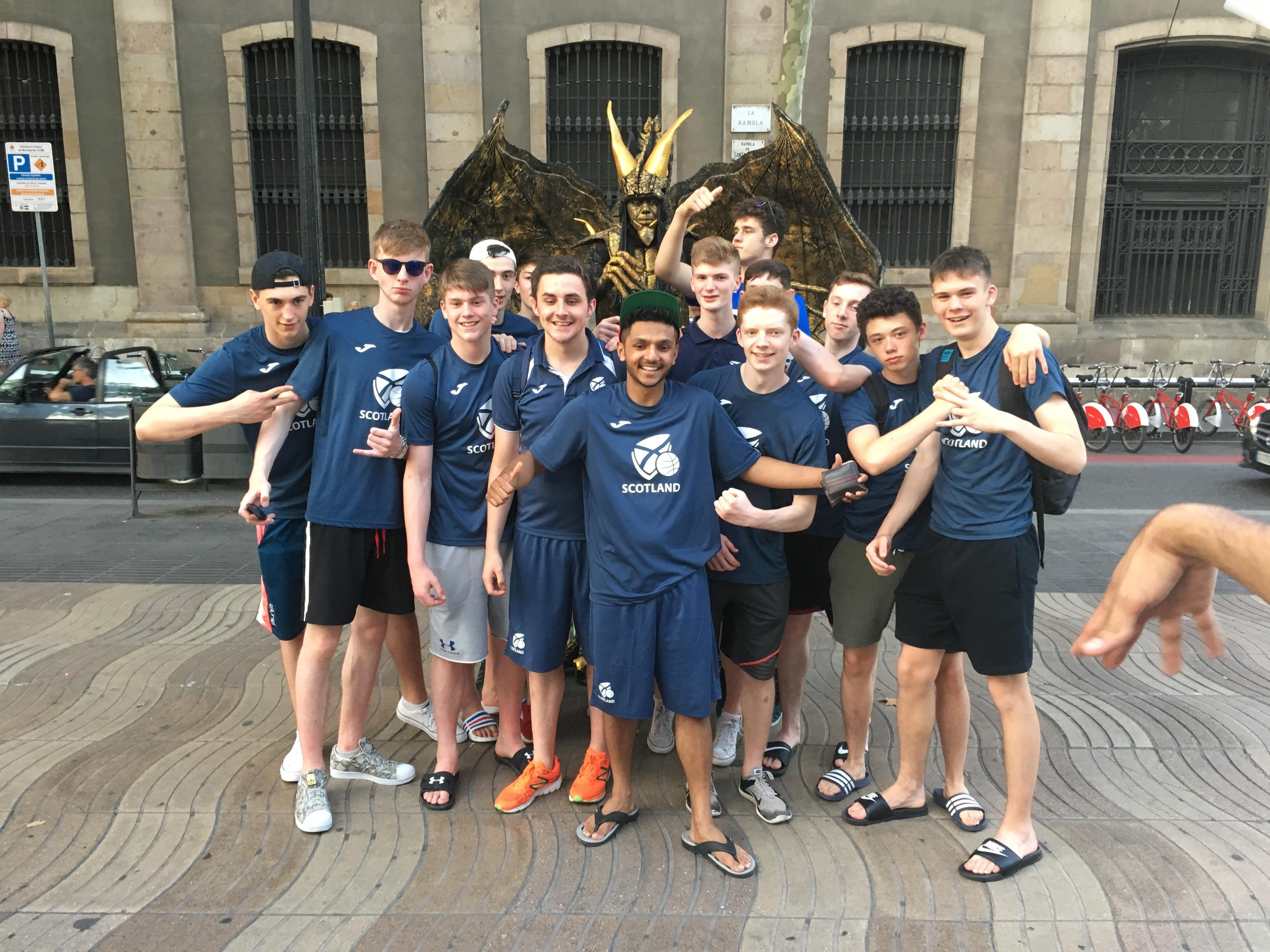 U16 Men Training Camp 2016