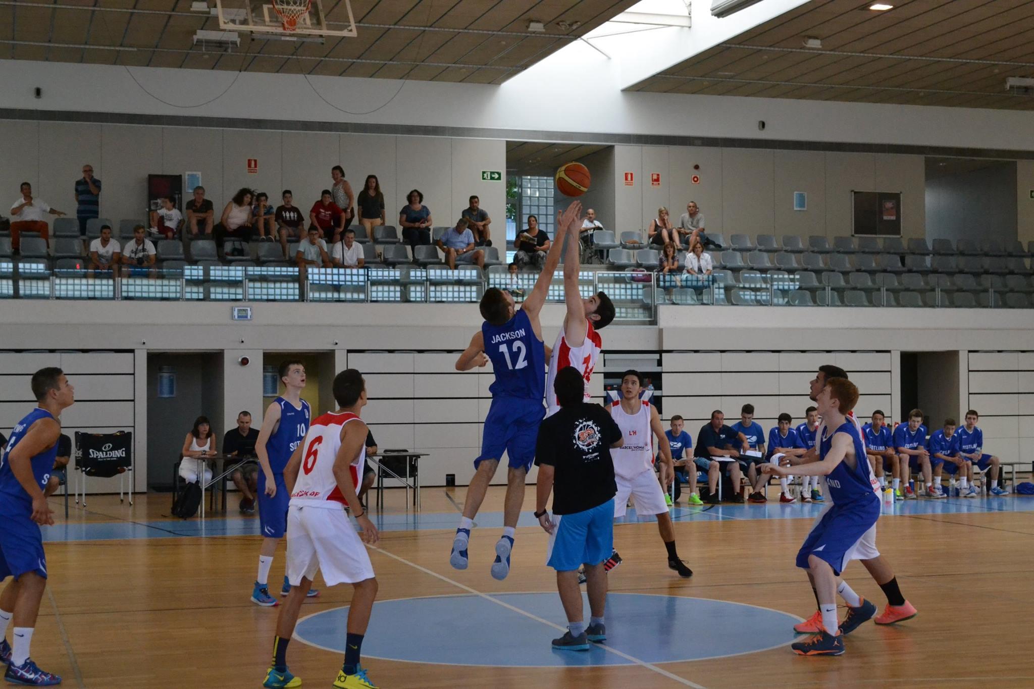 U16 Pre-FIBA Training Camp 2014