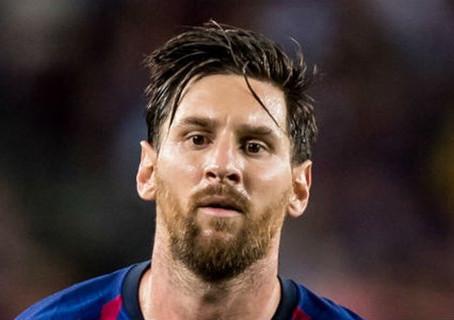 Cuando Messi defiende..