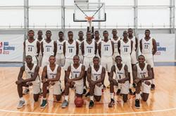 NBA Academy Africa in L'Hospitalet