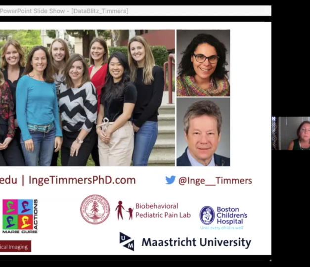 Inge Timmers, Stanford University