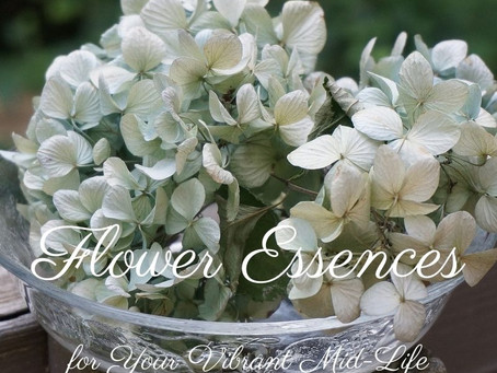 Flower Essences for Your Vibrant Mid-Life