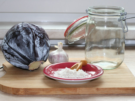 Making Sauerkraut - How to Make Your Own Sauerkraut at home!