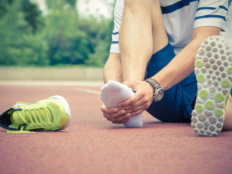 Many Ankle Sprains Are Preventable