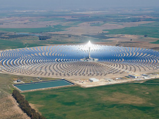 While You Were Getting Worked Up Over Oil Prices, This Just Happened to Solar