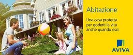 Abitazione Aviva - Una casa protetta per goderti la vita quando esci - Coppia felice famiglia
