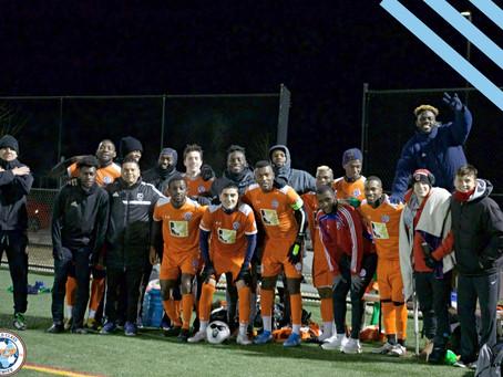UPSL Northeast Conference - Beltway Division Regular Season Champions!