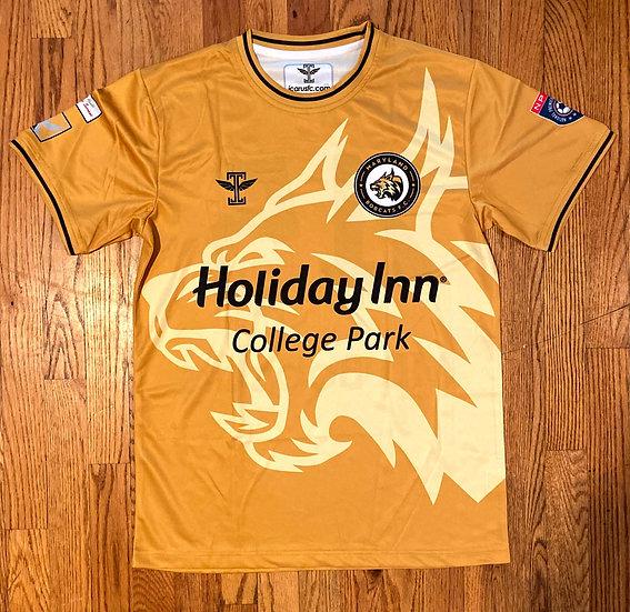 Yellow Bobcat Jersey