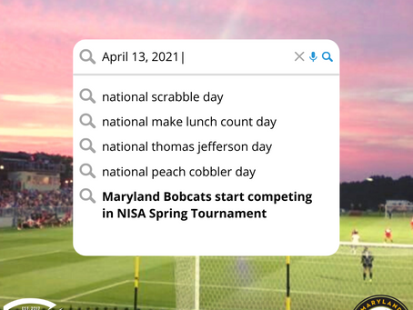Maryland Bobcats FC to Participate in NISA Spring Tournament