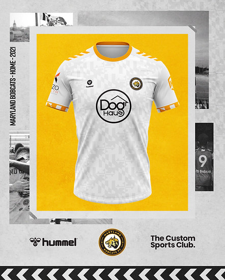 2021 Home Jersey WITH PERSONALIZATION - PREORDER