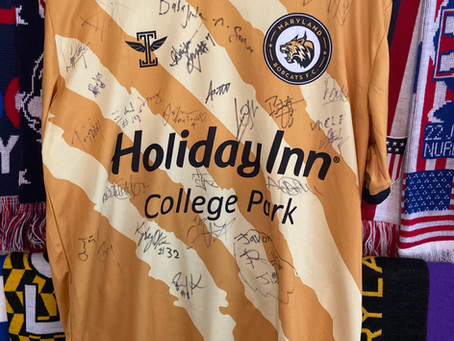 Team-Signed Jersey Auction