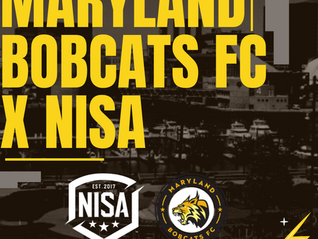 Maryland Bobcats FC Sign First 5 Players for 2021 NISA Season