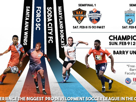 UPSL Fall 2019 National Finals Preview