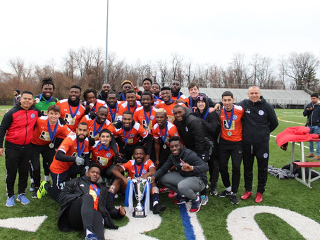 UPSL Fall 2019 Northeast Conference Champions