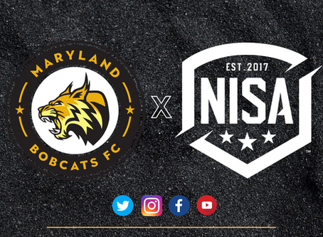 Maryland Bobcats FC Apply to Join NISA