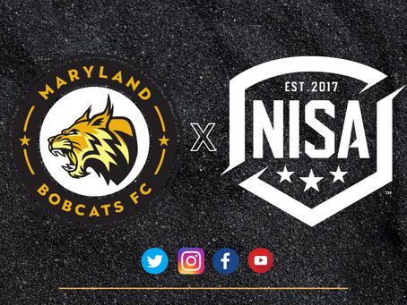 Maryland Bobcats FC Apply to Join NISA