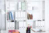 Organizing Edmonton | bookshelf