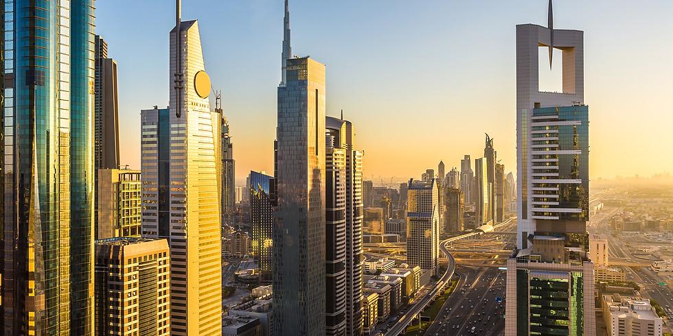 DUBAI, UAE You're Invited!