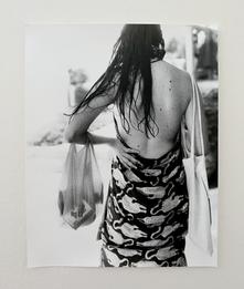 Untitled, 2020. Silver gelatin print, 11.4 x 9 in (29 x 23 cm). Ed. 5/5