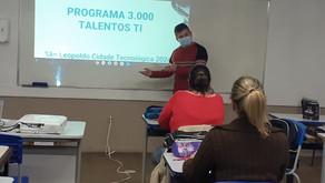 Últimos dias para a inscrição para o projeto 3 mil talentos TI
