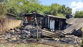 Tragédia no Vale do Paranhana: dois bebês morrem em incêndio em Taquara