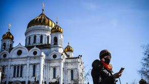 Rússia registra recorde de casos e mortes por covid-19 em 24 horas