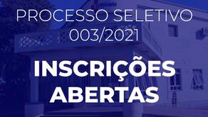 Hospital Centenário de São Leopoldo abre processos seletivo de cadastro reserva para várias áreas