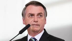 """""""Vagabundo é elogio pra ele"""", diz Bolsonaro sobre Renan Calheiros"""