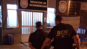 Guarda Municipal de São Leopoldo prende suspeito de assalto a pedestre