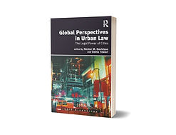 2D Cover Global Perspectives in Urban La